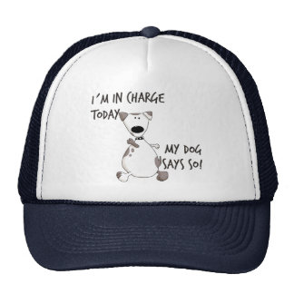 In Charge Trucker Hat