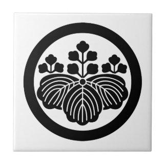 In circle 53 paulownia ceramic tile