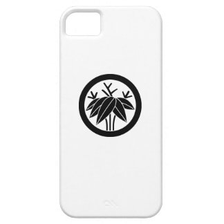 In circle root bamboo grass iPhone SE/5/5s case