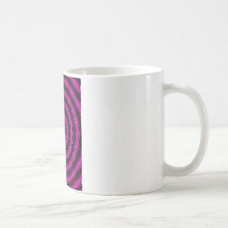 In Circles (Pink Version) Mug
