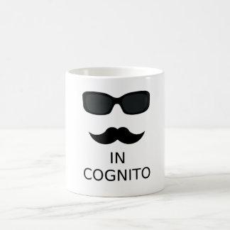 In Cognito Coffee Mug