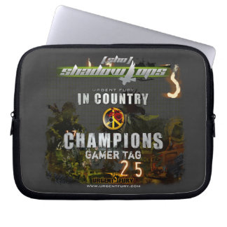 In Country Championship Laptop Sleeve