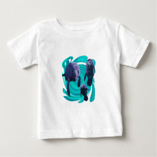 IN CRYSTAL WATERS BABY T-Shirt