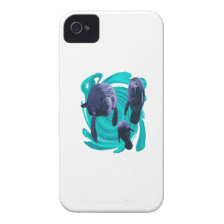 IN CRYSTAL WATERS iPhone 4 Case-Mate CASE
