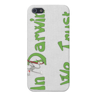 In Darwin We Trust Case For iPhone 5
