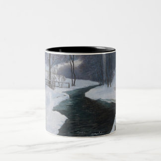 In Deep Winter Coffee Mugs