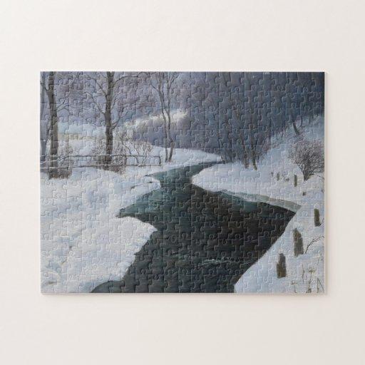 In Deep Winter Puzzle