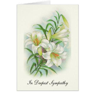 In Deepest Sympathy Card