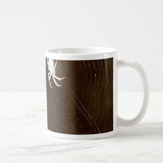 In defense of mastophora coffee mug