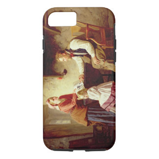 In Disgrace, 1875 (oil on canvas) iPhone 7 Case