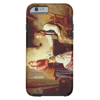 In Disgrace, 1875 (oil on canvas) Tough iPhone 6 Case