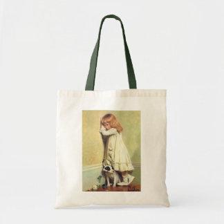 In Disgrace by Charles Burton Barber Budget Tote Bag