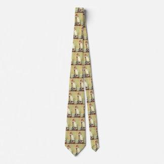 In Disgrace by Charles Burton Barber, Vintage Art Neck Tie