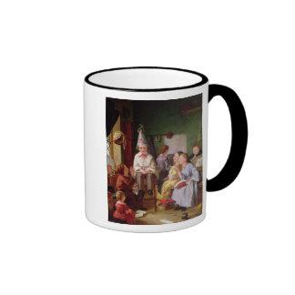 In Disgrace Ringer Mug