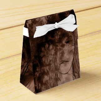 In Disquise Tent Favor Box