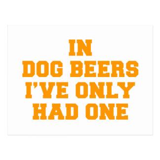 in-dog-beers-FRESH-ORANGE.png Postcard