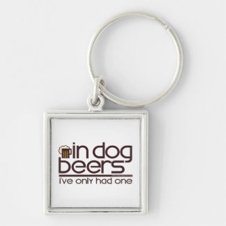 In Dog Beers.... Keychain