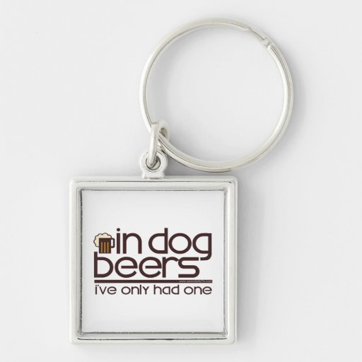 In Dog Beers (w/Mug) Keychains