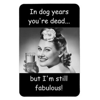 In Dog Years... Magnet