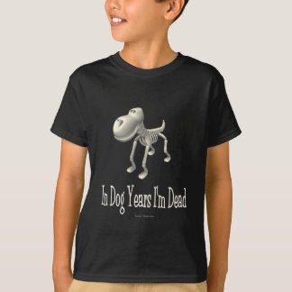 In Dog Years T dark T-Shirt