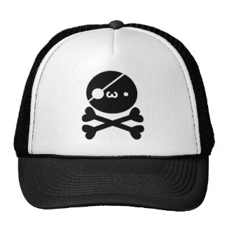 In Dokuganriyuu yu? 髑 髏 Trucker Hat