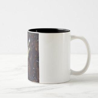 In Dreams Two-Tone Coffee Mug
