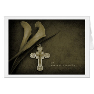 in DTE plague sympathy Greeting Card