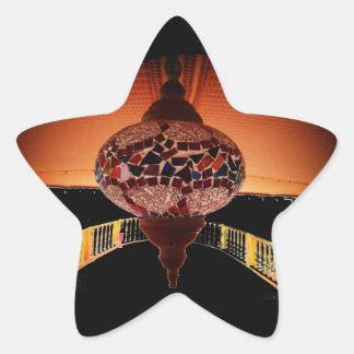 In Dubai Star Sticker