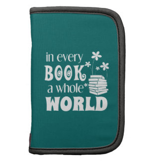 In Every Book A Whole World Planner