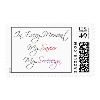 In Every Moment Stamp