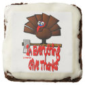 In Everything Give Thanks ~ 1 Thessalonians 5:18 Brownie