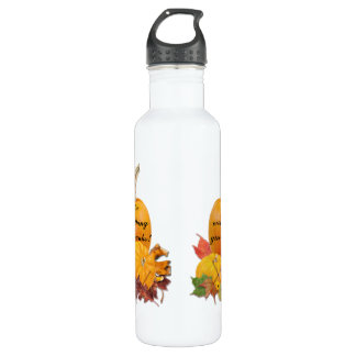In Everything Give Thanks! Water Bottle