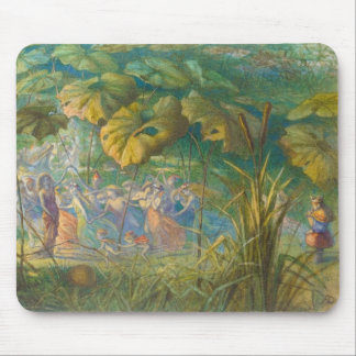In Fairy Land  An Elfin Dance Mouse Pads