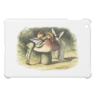 In Fairyland A Fairy Kiss by Richard Doyle iPad Mini Cases