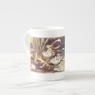 In Fairyland - Bone China Mug Tea Cup
