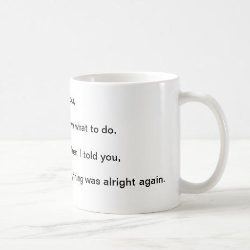 In Favor of Romance Classic White Coffee Mug