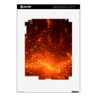 In Fire Skin For iPad 3