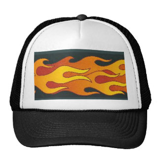 In Flames Hats