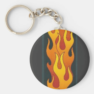 In Flames Keychains