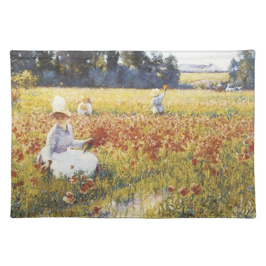 In Flanders Field Placemat