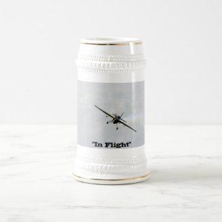 """""""In Flight"""" Coffee Mugs"""