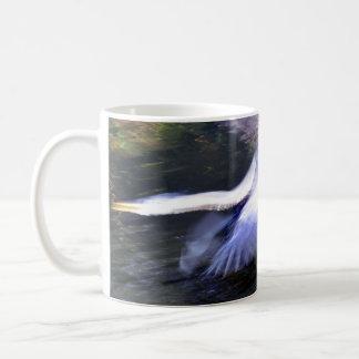 In Flight Classic White Coffee Mug