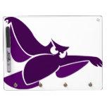 In Flight Owl 2 Dry-Erase Board