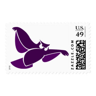 In Flight Owl 2 Postage