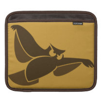 In Flight Owl 3 Sleeve For iPads