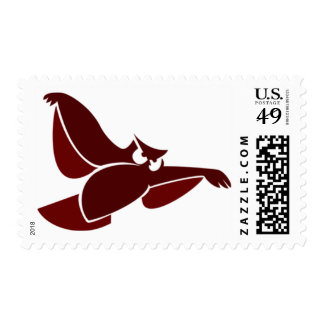 In Flight Owl Postage