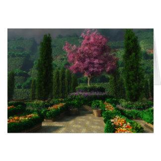 In Full Bloom Greeting Card