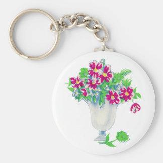 In Full Bloom Keychain