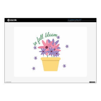 """In Full Bloom 15"""" Laptop Skin"""