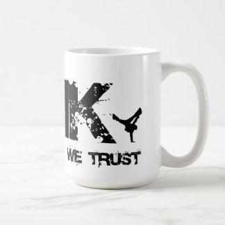 In Funk We Trust Coffee Mug